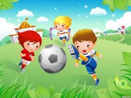картинки спорт и дети в детском саду